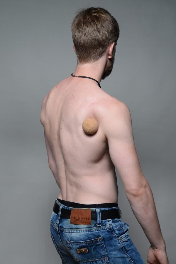 Schulterschmerzen vorne – selbst behandeln