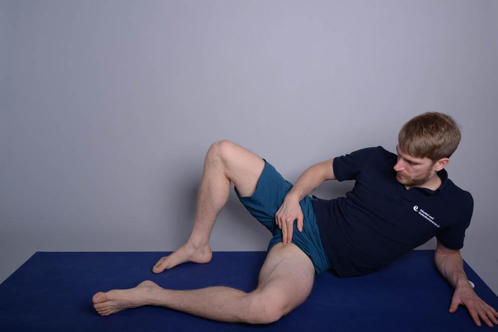 Adduktoren - Schmerzen & Triggerpunkte selbst behandeln