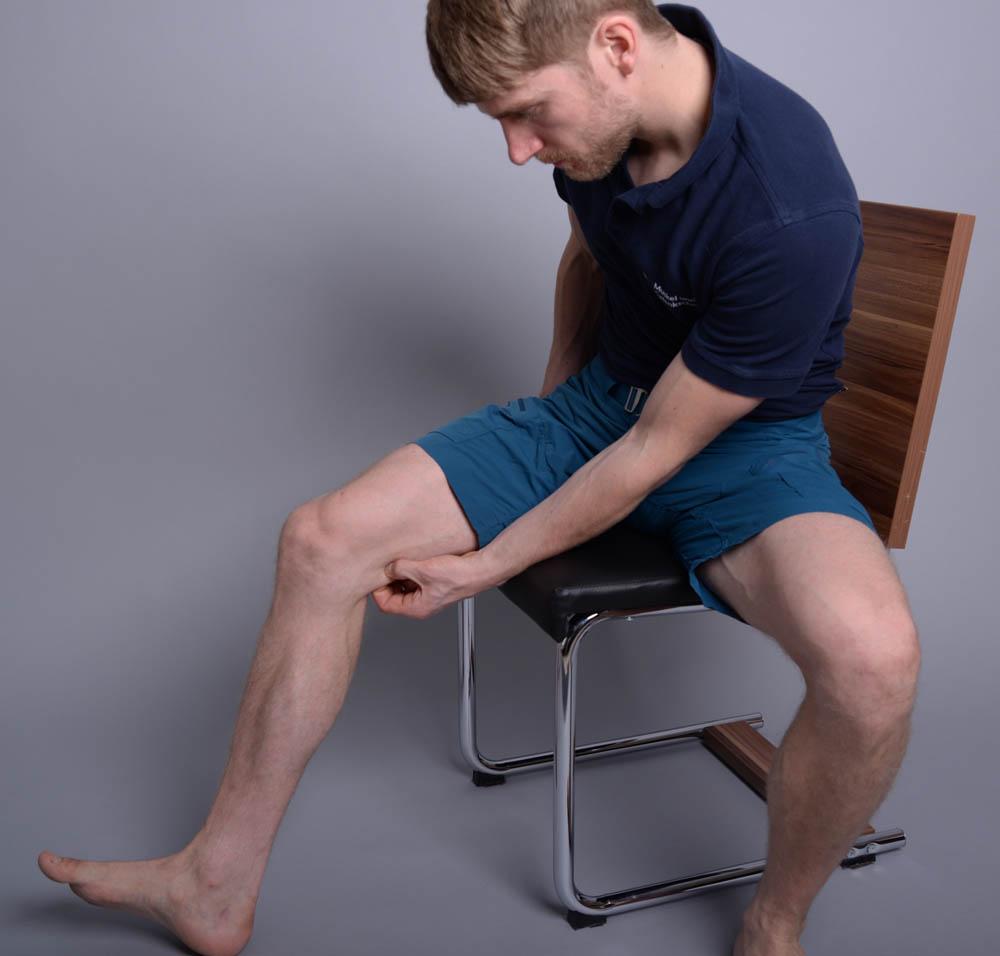 Ischiocrurale Muskulatur – Schmerzen & Triggerpunkte