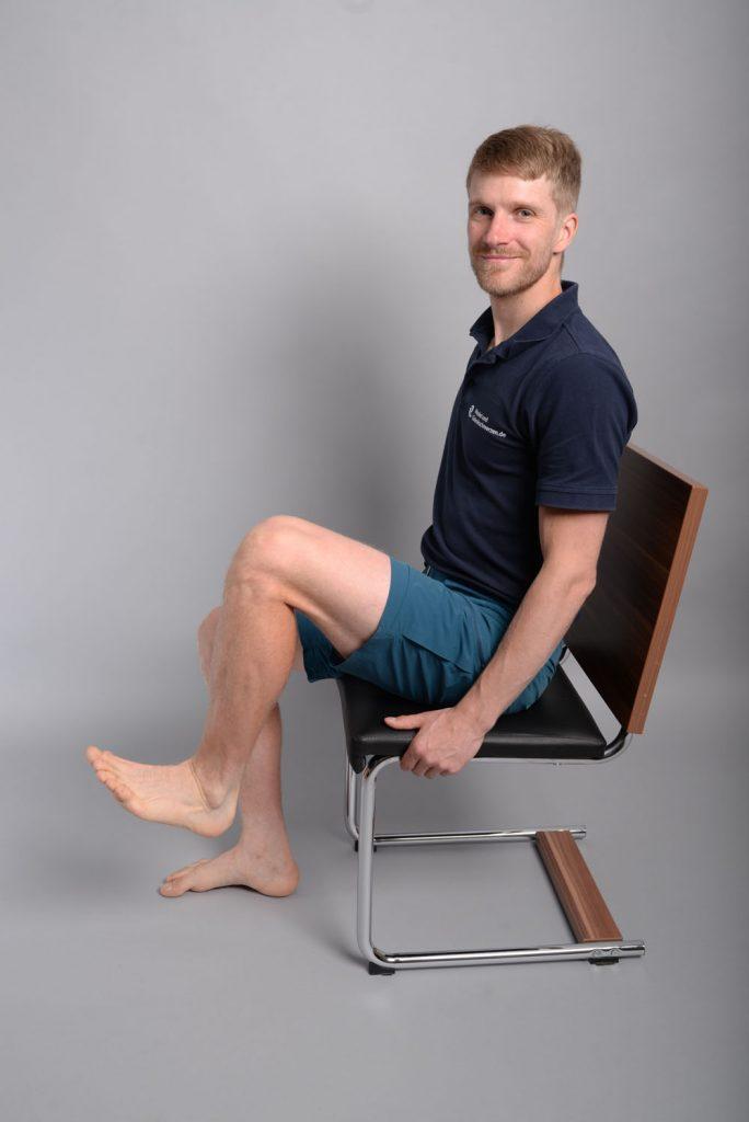 tibialis anterior schmerzen triggerpunkte selbst behandeln. Black Bedroom Furniture Sets. Home Design Ideas